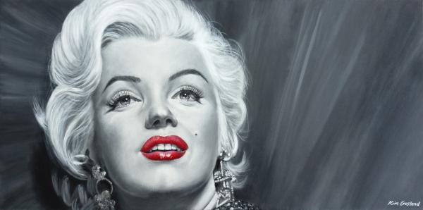 Marilyn Monroe by chaosart